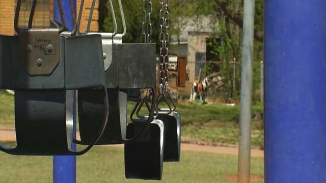 Sex Offenders Say Oklahoma Park Ban Goes Too Far