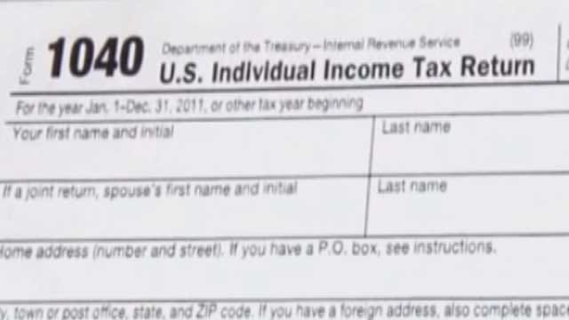 Tuesday Marks Deadline To File Taxes