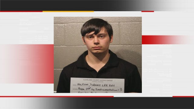 Moore Man Accused Of Child Sex Crimes During Game Of Truth Or Dare