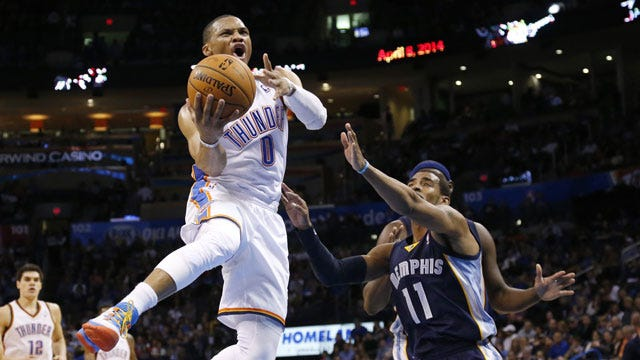 What To Watch For: Thunder's Playoff, Draft Pick Scenarios
