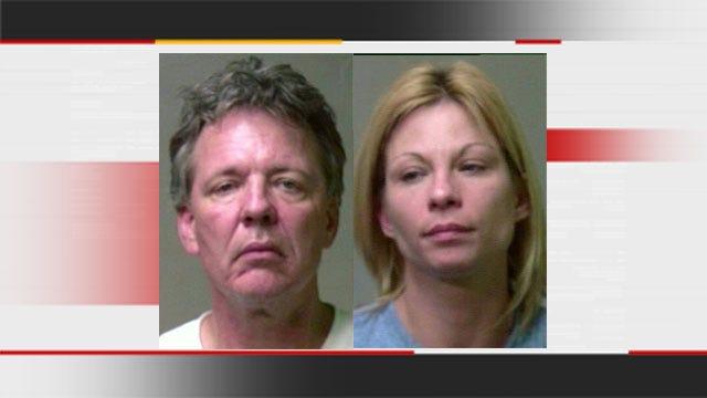 Duncan Couple Arrested After K9 Deputy Finds Meth In Car