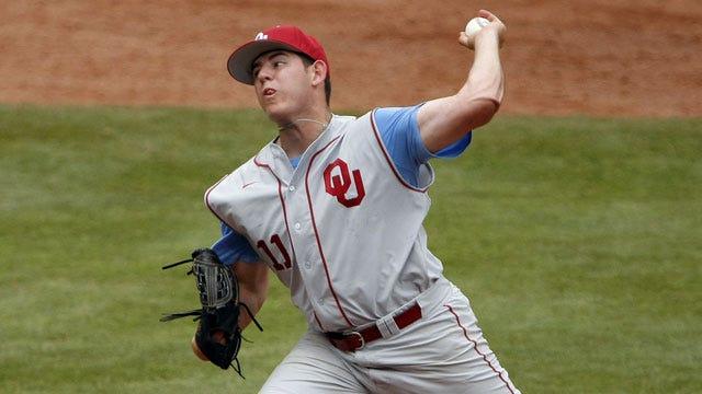 OU Baseball Shut Out Against West Virginia