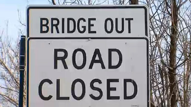 SBA Denies Assistance For OK Businesses Affected By Bridge Closure