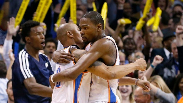Thunder Quotes: Reviewing Pistons Win, Previewing Grizzlies Series