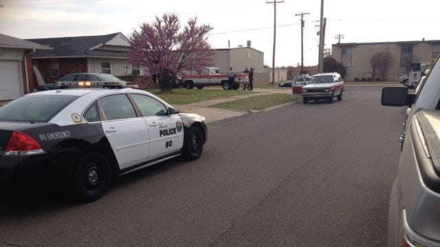 Police: Father Shoots Stepson In Midwest City