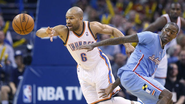 Derek Fisher To The Knicks? Not So Fast