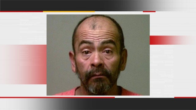 Police Arrest OKC Man For Exposing Himself To Children