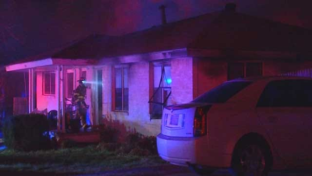 Residents Escape Early Morning House Fire In The Village