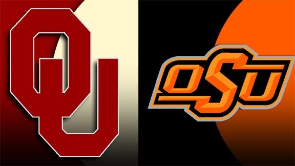 Sooners Shut Out Cowgirls In Bedlam Softball