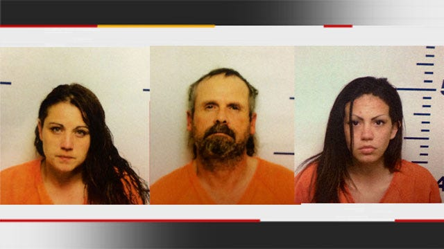 Three Arrested In Connection To Logan County Burned Body