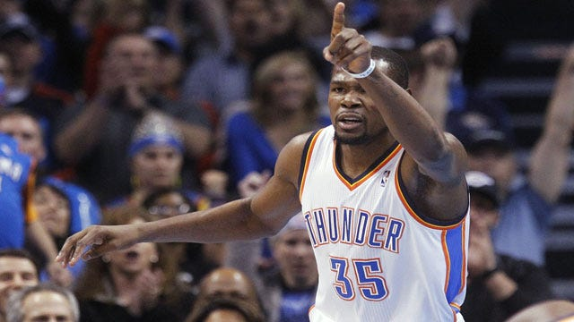 Big Game Hunting: Thunder Drops Grizzlies In Game 1