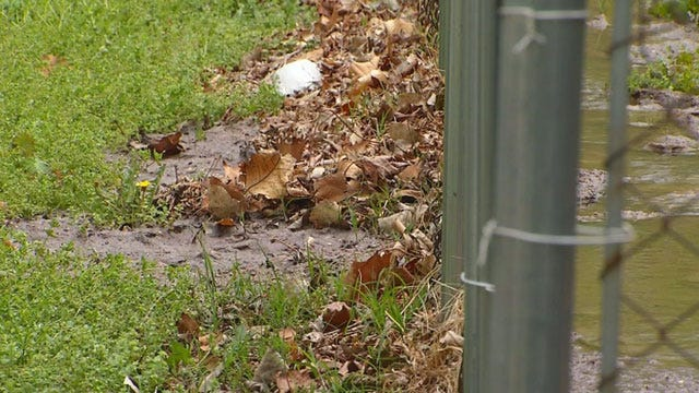 OKC Family Says Raw Sewage Is Backing Up In Their Yard
