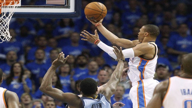 Clawing Back: Grizzlies Even Series With Thunder