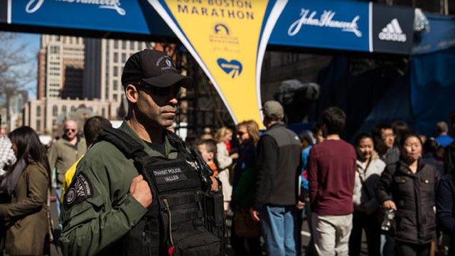 Dramatic Increase In Boston Marathon Security