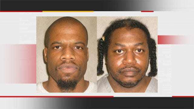 Oklahoma Supreme Court Grants Execution Stays For 2 Inmates
