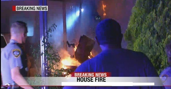 Firefighters Responding To Explosions At SW OKC Home