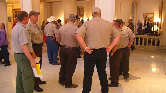 Oklahoma Sheriffs Upset About Loss Of Prisoners