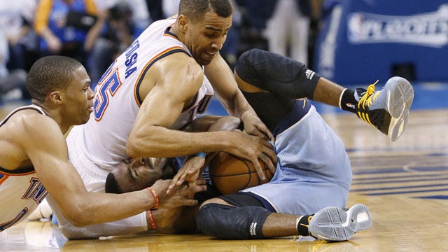Minor, Not Major, Adjustments Needed For Thunder In Game Three
