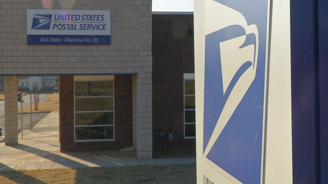 Postal Service Workers To Protest At Staples Store In OKC