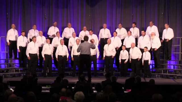 OK Chorale Men's Barbershop Chorus Equipment Stolen