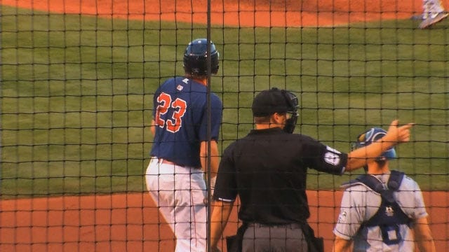 Sounds Hold Off RedHawks Rally