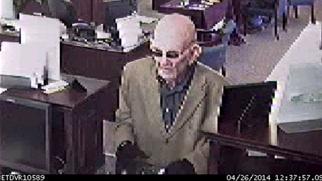 OSBI, Moore Police Investigate Bank Robbery