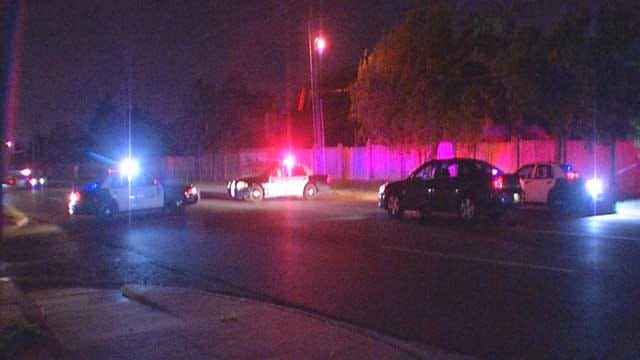 Man Seriously Injured After Being Hit By Car In NW OKC