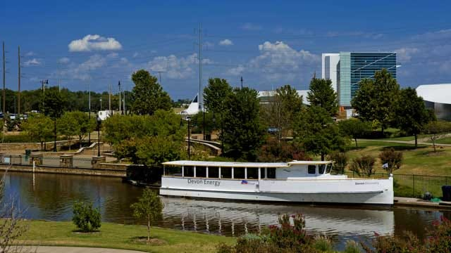 OKC River Ferry Service Launches 7th Season With Preview Party