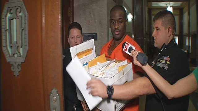 Fabion Brown Challenges State's Evidence Against Him