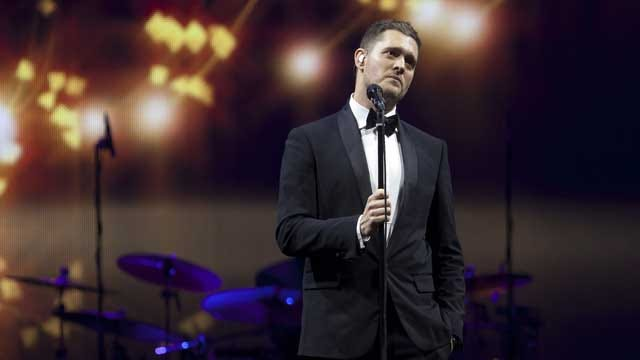 Michael Buble Coming To Oklahoma City