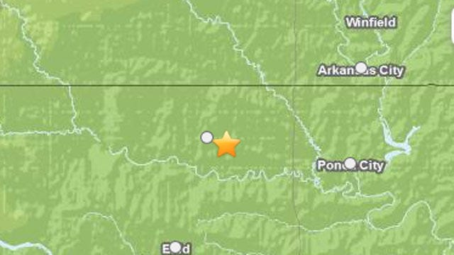 Small Earthquake Recorded Near Medford