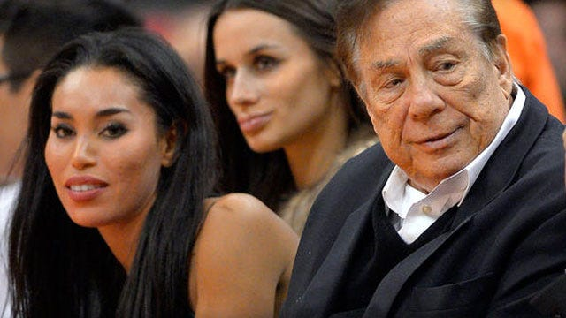 Donald Sterling Banned For Life By The NBA For 'Deeply Disturbing' Comments