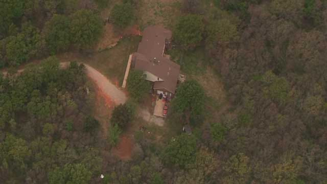 Norman Police Discover Body Buried In Backyard