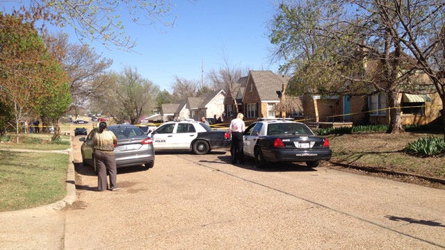 Man Found Dead Inside NW OKC Home