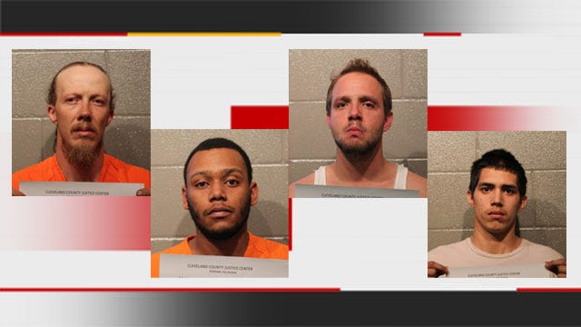 Norman Police Arrest 2 More Suspects In Deadly Home Invasion