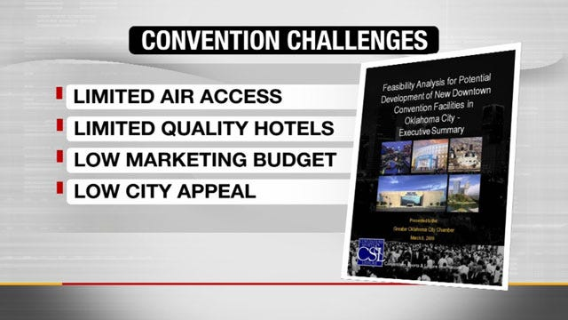 Can A $250M Convention Center Bring Big Business To OKC?