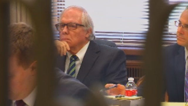 Ex-Doctor Faces Victim's Families In Murder Preliminary Hearing
