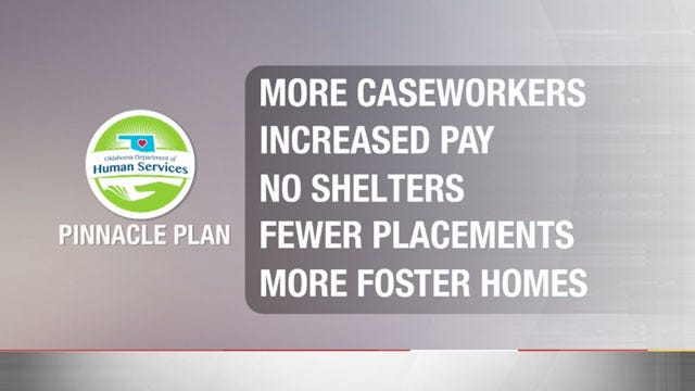 First Grades For OK DHS Foster Care Reform Released