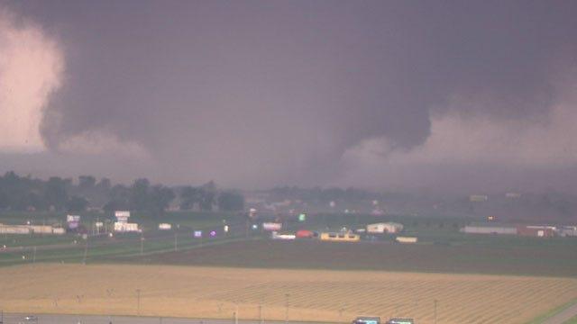 Moore Discusses Ways To Improve Tornado Response