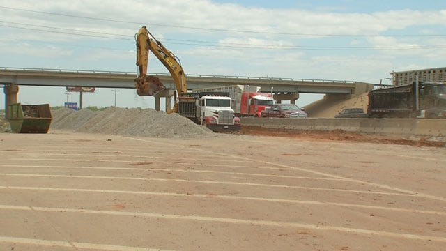 Shortfall Threatens Oklahoma Road Projects
