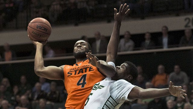 Brian Williams To Transfer From Oklahoma State