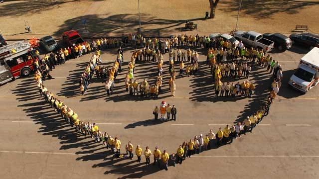 Community Rallies Behind Alva Boy Battling E.coli Infection