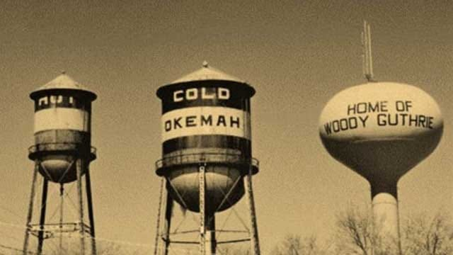Iconic Okemah Water Towers May Have to Come Down