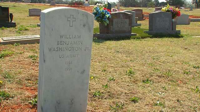 Volunteers Gather To Restore Neglected NE OKC Cemetery