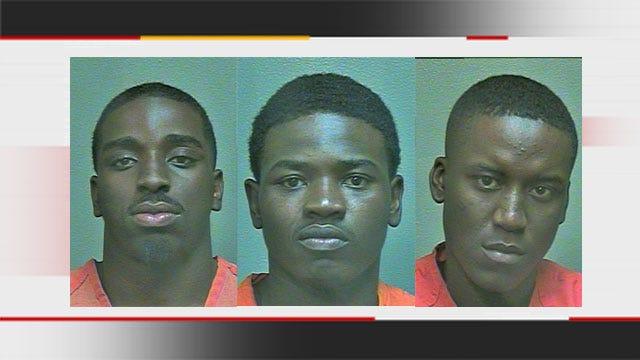 3 Arrested For Marijuana At Scene Of OKC Club Shooting