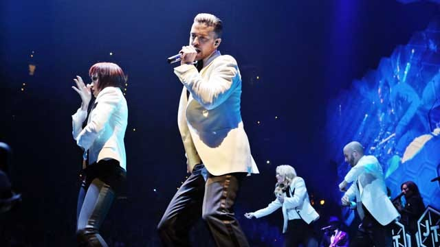 Justin Timberlake's '20/20 Experience' Tour Coming To OKC