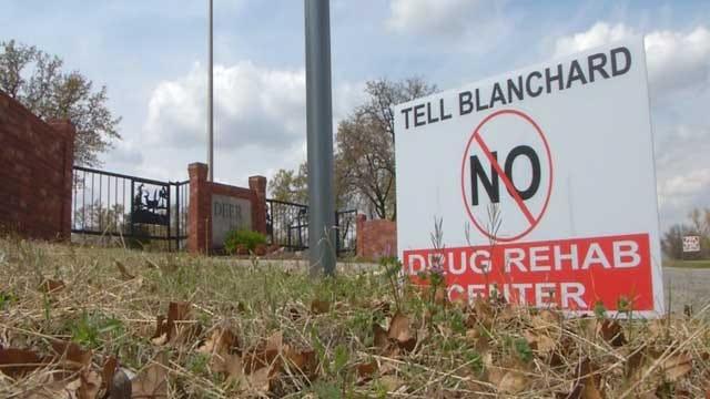 New Post-Rehab Facility Scares Blanchard Residents