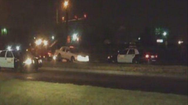 OKC High-Speed Chase Ends In Crash, Arrests
