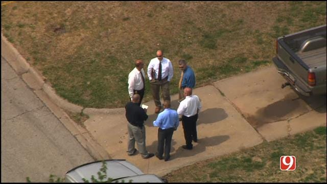OKC Police Search For SW Side Homicide Suspect