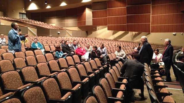 OKCPS Holds Town Hall On New Plan For Redistricting